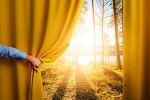 pull back the curtain of your life at The Coaching Room